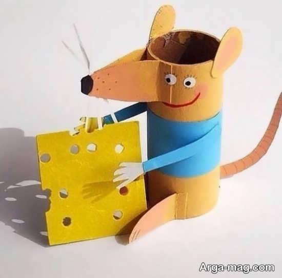 ایده خاص برای ساخت موش