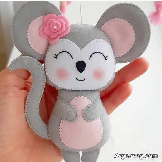 ایده جذاب برای ساخت موش