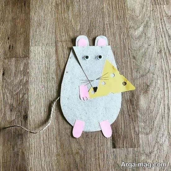 ایده جدید برای ساخت موش