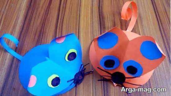 خاص ترین ایده ها برای ساخت موش
