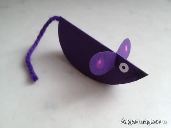 مدل های دوست داشتنی ساخت موش