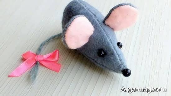 کادرستی خلاقانه موش