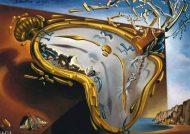 نقاشی ساعت با ایده زیبا