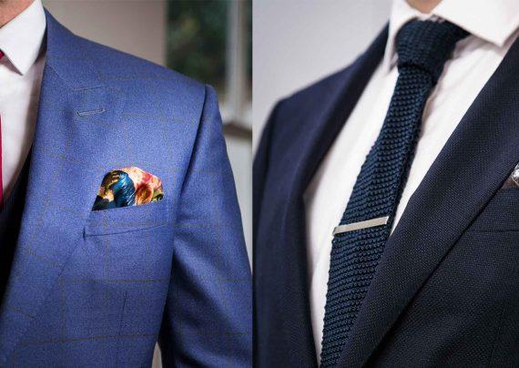 بستن کراوات ساده