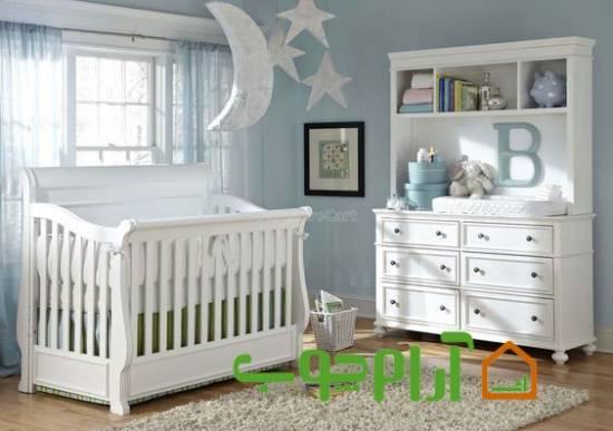 مدل سرویس خواب نوزاد جدید