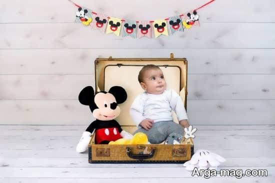 عکس زیبا و جالب کودک
