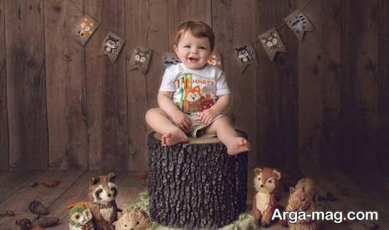 عکس زیبا و با نمک کودک