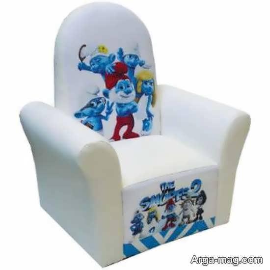 مدل مبل اتاق کودک جذاب و دوست داشتنی