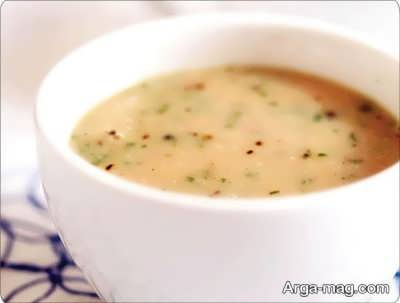 طرز پخت سوپ لوبیا