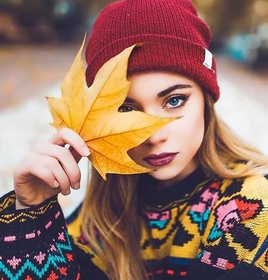 عک دخترانه زیبا برای پروفایل