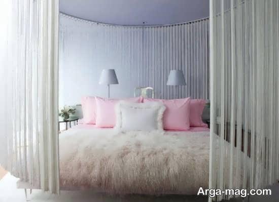 چیدمان اتاق خواب فانتزی