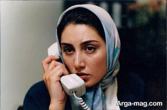 مجموعه زیبا عکس های هدیه تهرانی