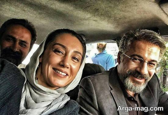 جذاب ترین عکس های هدیه تهرانی و بیوگرافی وی