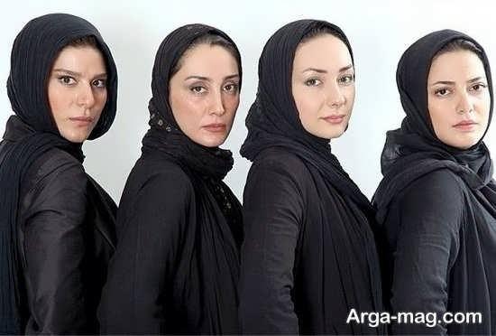 تصاویر زیبا هدیه تهرانی به همراه زندگینامه وی