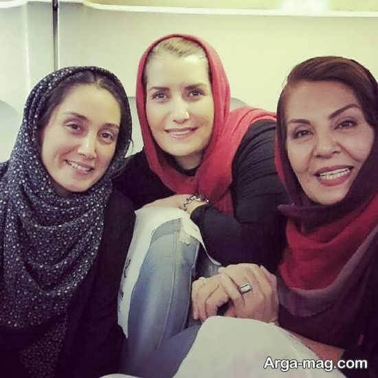 تصاویر جالب هدیه تهرانی به همراه زندگینامه وی
