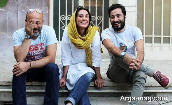 جدیدترین تصاویر هدیه تهرانی به همراه بیوگرافی وی