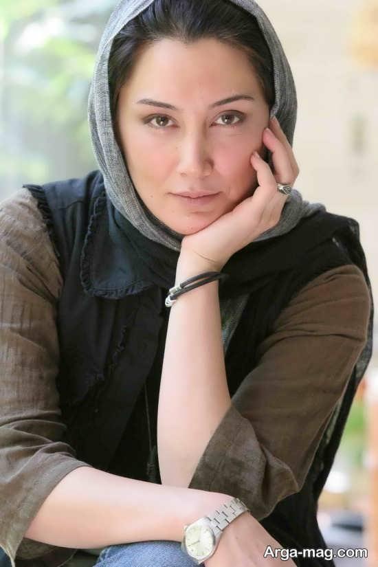 بیوگرافی و عکس های شیک هدیه تهرانی
