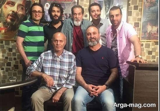 بیوگرافی و عکس های جدید سعید سهیلی
