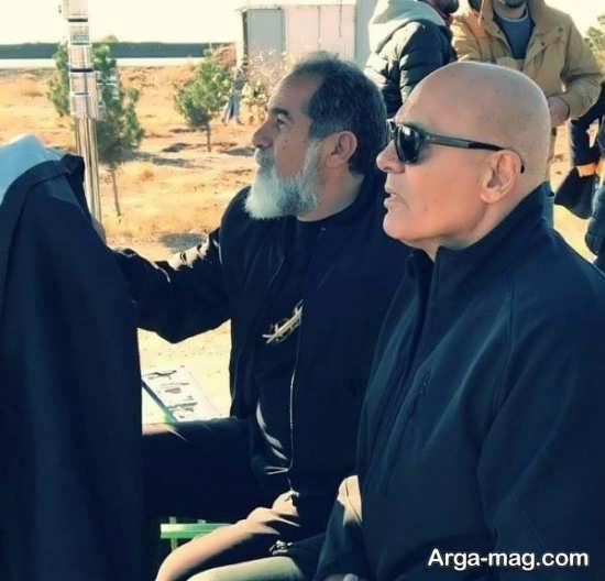 عکس های متفاوت سعید سهیلی به همراه زندگینامه وی
