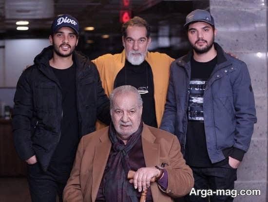مجموعه خاص تصاویر سعید سهیلی به همراه بیوگرافی وی