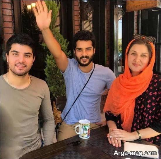 تصاویر خانوادگی سعید سهیلی و زندگینامه وی