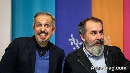 بیوگرافی جدید جواد رضویان