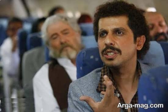 عکس های خاص جواد رضویان به همراه زندگینامه وی