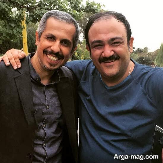 عکس های جذاب جواد رضویان به همراه زندگینامه وی
