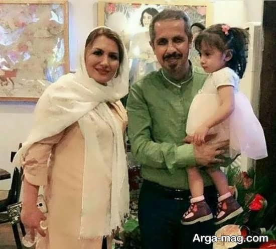 بیوگرافی و عکس های زیبای جواد رضویان