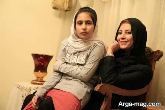 عکس های خانوادگی لادن طباطبایی و زندگینامه وی