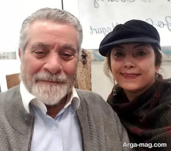 زندگینامه و تصاویر جدید لادن طباطبایی