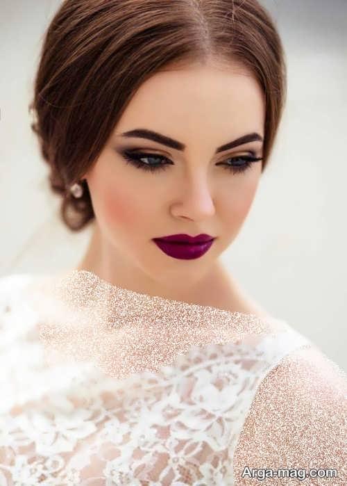 مدل ابرو زیبا عروس