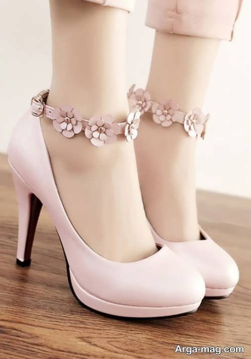 کفش زیبا برای عروس