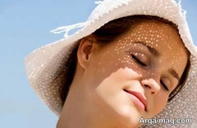 محافظت از پوست در برابر نور خورشید