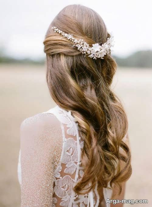آرایش موی زیبا و خاص