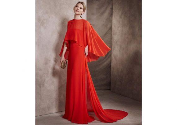 مدل لباس مجلسی شنل دار
