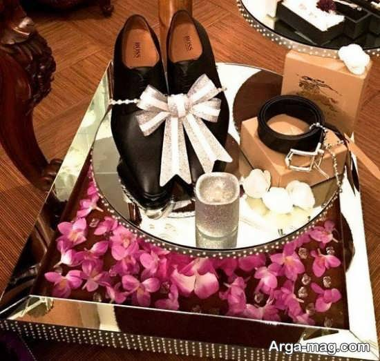 ایده های دوست داشتنی برای تزئین خرید داماد