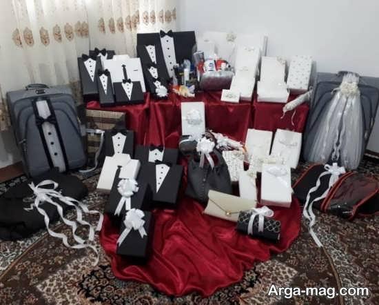 تزئینات خرید داماد با ایده های خلاقانه