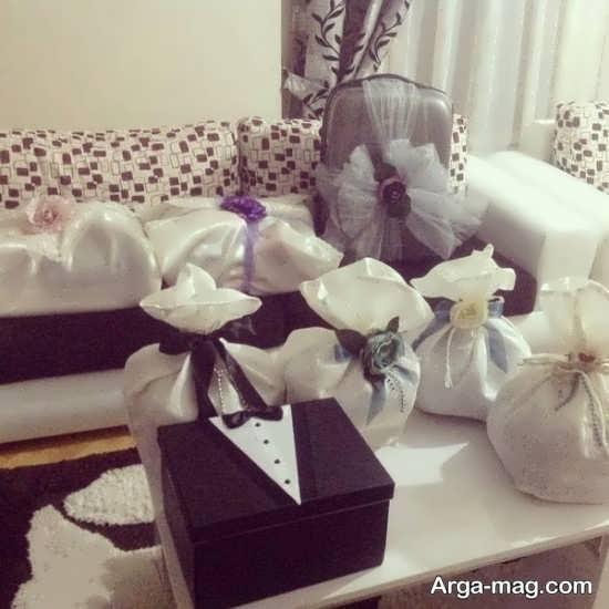 تزئینات خرید داماد با ایده های متفاوت