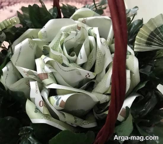 تزئینات شاباش مراسم عروسی با ایده خلاقانه
