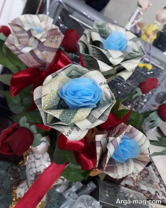تزئینات شاباش مراسم عروسی با ایده شیک