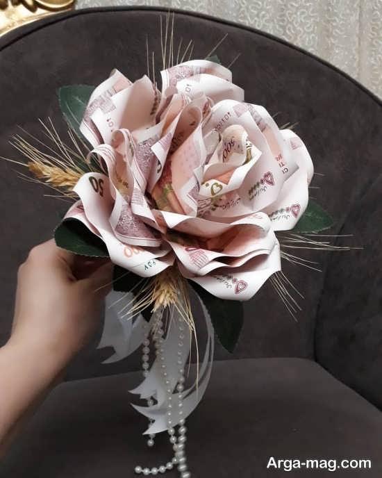 تزئینات شاباش مراسم عروسی با ایده خاص