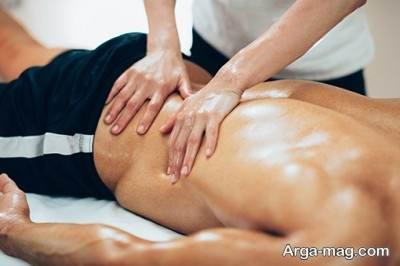 ماساژ درمانی به منظور درمان درد سیاتیک