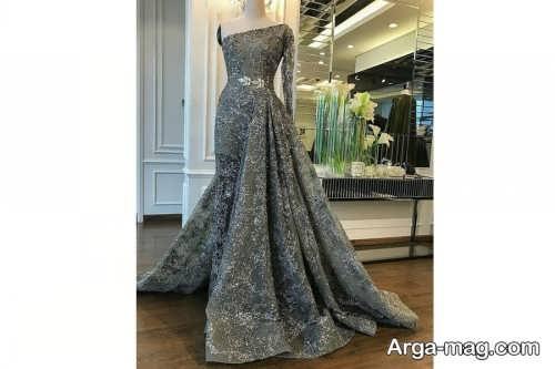لباس مجلسی بلند