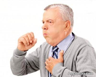علت به وجود آمدن سرفه های خشک