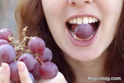 مصرف انگور در بارداری