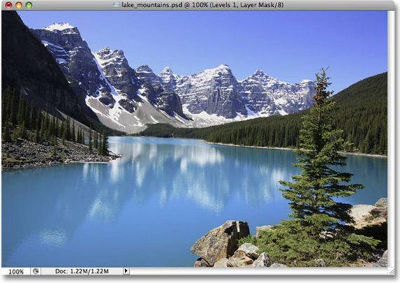 افزایش کیفیت عکس در فتوشاپ