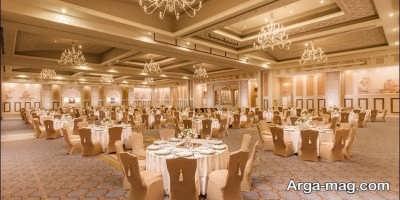نظافت تالار عروسی