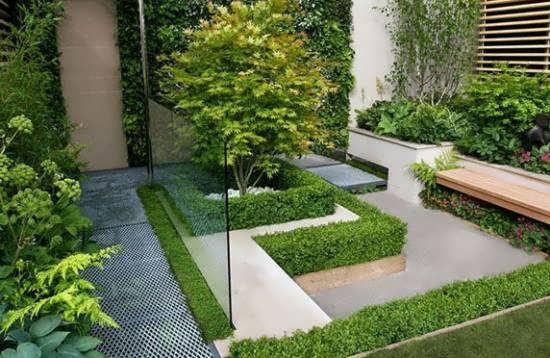 طراحی راهرو باغ به زیاترین متدهای امروزی
