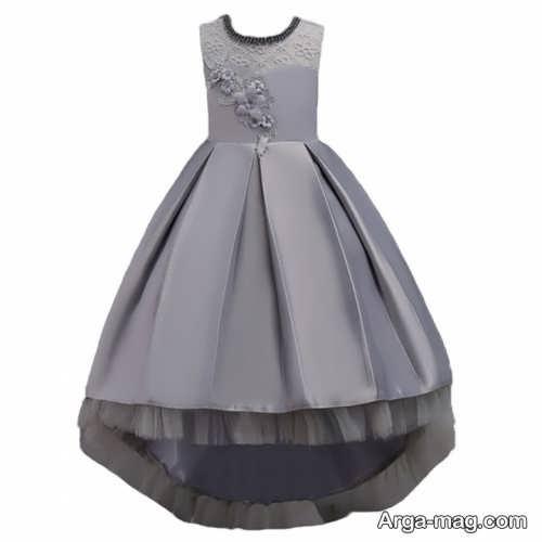 لباس مجلسی زیبا و شیک دخترانه بچه گانه